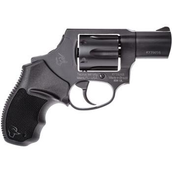 TAURUS 856 38 Spl + P 6rd 2in Matte Black Revolver (2856021CH)