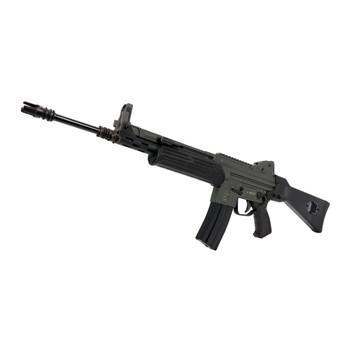 MARCOLMAR FIREARMS CETME L Gen 2 Gray Furniture With Rail 5.56/.223 Rifle (MCM-LGYBLR)