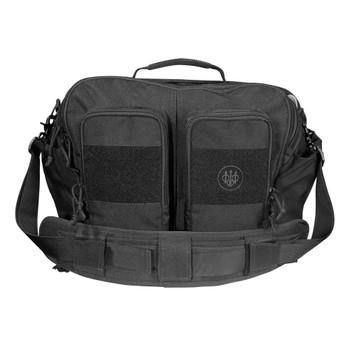 BERETTA Black Tactical Messenger Bag (BS871001890999UNI)