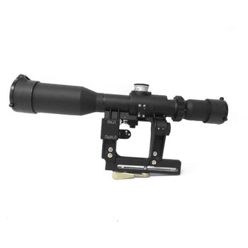 POSP 4-8x42V Russian Variable Power w/ AK Mount Riflescope (4-8x42V)
