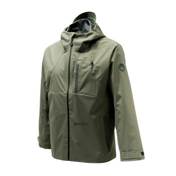 BERETTA Active WP Green Packable Jacket (GU713T17700715)