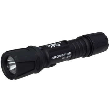 BROWNING Crossfire 1AA USB Rechargeable Flashlight (3713365)