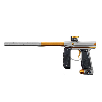 EMPIRE Mini GS Dust Silver/Dust Gold Paintball Marker (17387)
