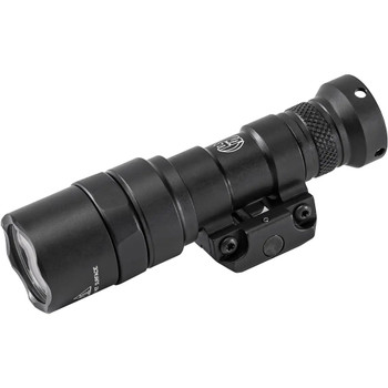 SUREFIRE M300 Mini Scout 500 Lumen Picatinny 123A Black Weaponlight (M300C-Z68-BK)