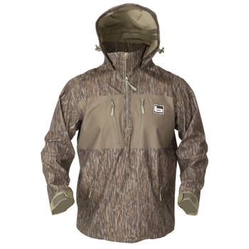 BANDED Waterproof 1/4 Zip Hooded Pullover