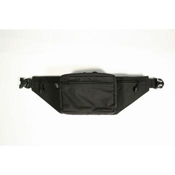 BLACKHAWK Conceled Weapon Fanny Pack, Medium, Black (60WF05BK)