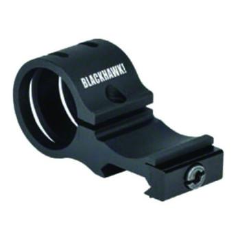 Blackhawk Flashlight Rail Mount RAIL MOUNT BLACK (71RM01BK)