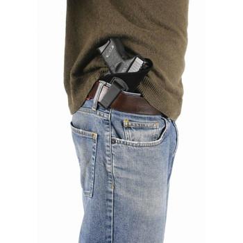 BLACKHAWK Nylon Inside the Pants Holster, Size 05, RH, Black (73IP05BK)