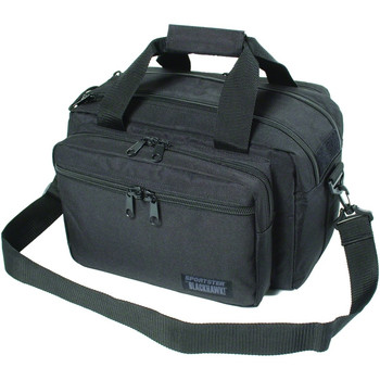 BLACKHAWK Sportster Deluxe Range Bag, Black (74RB01BK)