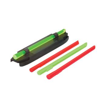 HIVIZ Front .328-.437in Green-Red Magnetic Rib Shotgun Sight (M400)