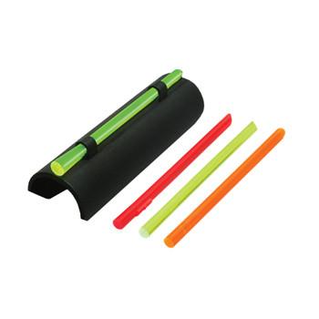 HIVIZ Snap-On Front Green-Red Shotgun Sight (MPB)