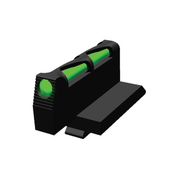 HIVIZ LiteWave Interchangeable Front Green-Red-White Ruger Redhawk-Super Blackhawk Sight (RHLW01)