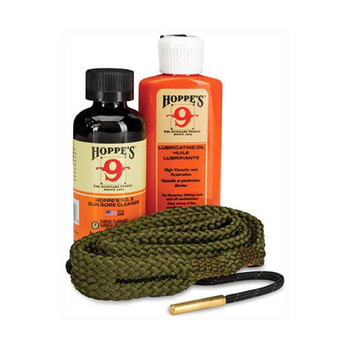 HOPPE'S 1-2-3 Done! 556 and 22 Caliber Pistol Cleaning Kit (110556)