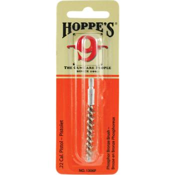 HOPPE'S .22 Caliber Phosphor Bronze Cleaning Brush End (1306P)