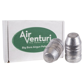 AIR VENTURI .45 Cal 300Gr Round Nose Flat Point Air Gun Pellets (AV-004-300)