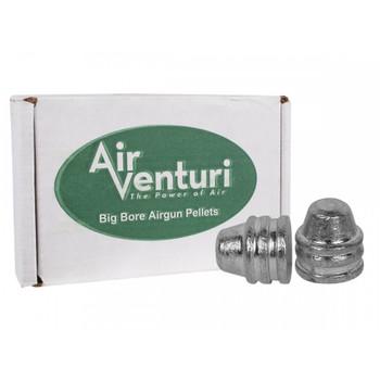 AIR VENTURI .45 Cal 166Gr 50ct Semiwadcutter Air Gun Pellets (AV45/166gr/FP)