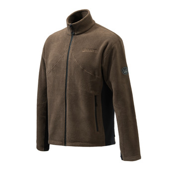 BERETTA Smartech Brown Fleece Jacket (P3401T0654080X)