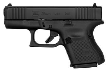 GLOCK G26 Gen5 9mm 3.43in 10rd Semi-Automatic Pistol (UA265S201)