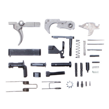 WMD GUNS NiB-X Lower Parts Kit Mod 3 for AR-15 (NIBXLPKM3)
