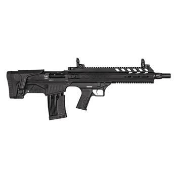 LANDOR ARMS BPX 902 12Ga 18.5in 5+1 2+1 Black Fixed Bullpup Stock Shotgun (LDBPX9021218)