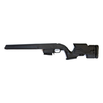 PROMAG Archangel 1500 For Howa 1500 /Weatherby Vanguard With AA308 01 Magazine Polymer Black Precision Stock (AA1500)