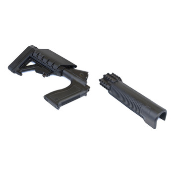 PROMAG Archangel 500 12Ga For Mossberg 500/590 Polymer Black Stock System (AA500)