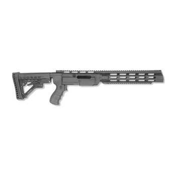 PROMAG Archangel 556 For Ruger 10/22 With Extended Length Monolithic Rail Forend Polymer Black Conversion Stock (AA556R-EX)