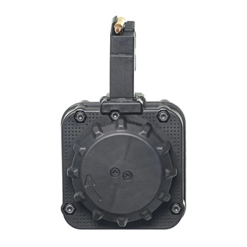 PROMAG Fits AR-15 Fits 5.56mm 65rd Polymer Black Drum Magazine (DRM-A8)