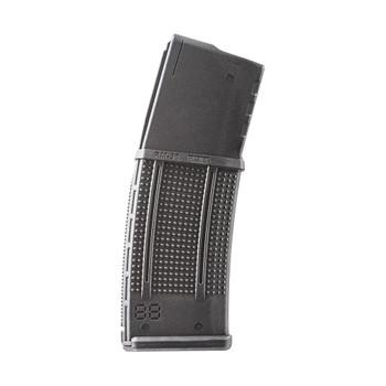 PROMAG Fits AR-15 5.56mm 30rd Polymer Black Roller Follower Magazine (RM-30)