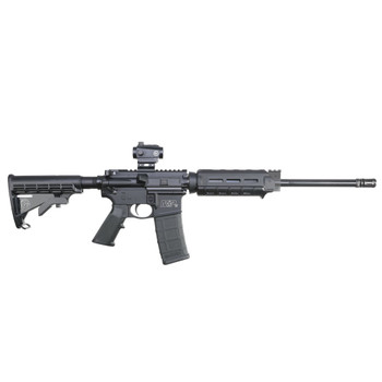 SMITH & WESSON M&P 15 Sport II 5.56mm NATO 16in 30rd OR M-LOK Rifle with CT Red/Green Dot Optic (12939)