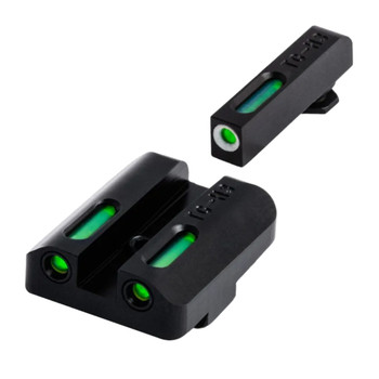TRUGLO TFX Suppressor High Set for Glock (TG13GL5A)