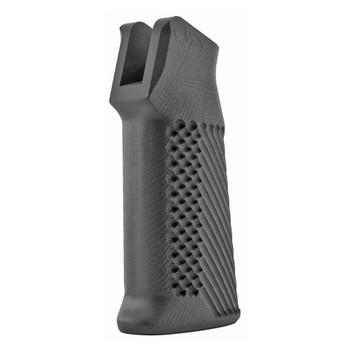 VZ GRIPS Operator II Black G10 Pistol Grip For AR-15 (RG-01-12-03)