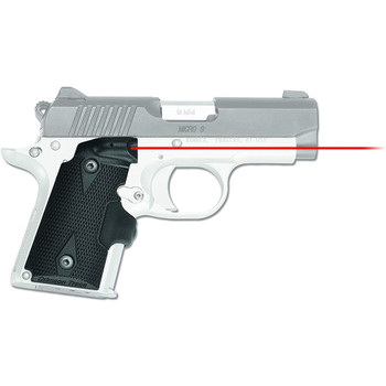 CRIMSON TRACE Lasergrips For Kimber Micro 9mm Red Laser Sight (LG-409)