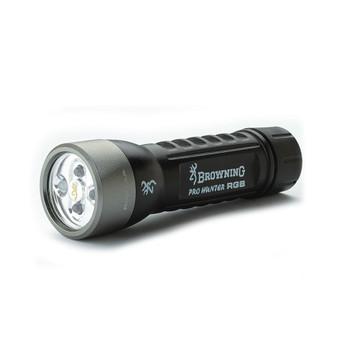 BROWNING Pro Hunter RGB 40 Lumens Black Handheld Flashlight (3713314)