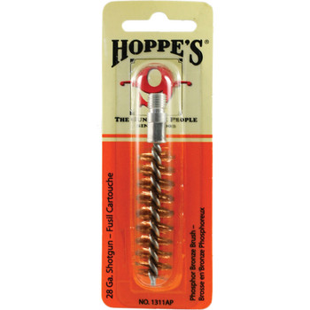 HOPPE'S 28 Gauge Phosphor Bronze Cleaning Brush End (1311AP)