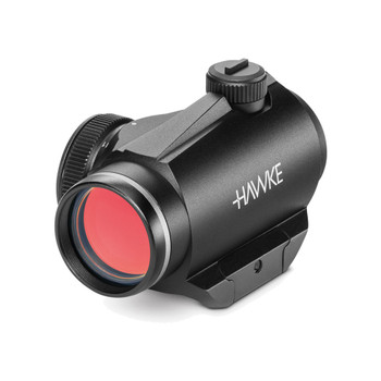 HAWKE Vantage 1x20 Weaver Rail Black Red Dot Sight (12102)