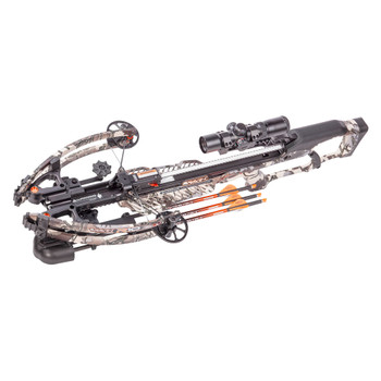 RAVIN CROSSBOWS R10 With Illuminated Scope Predator Camo Crossbow (R014)