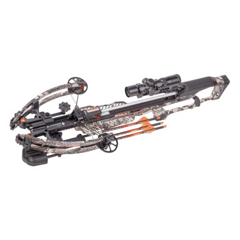 RAVIN CROSSBOWS R20 With Illuminated Scope Predator Camo Crossbow (R024)