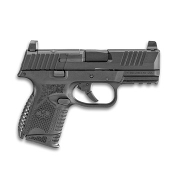 FN 509 Compact MRD 9mm 3.7in 10rd Semi-Automatic Pistol (66-100572)