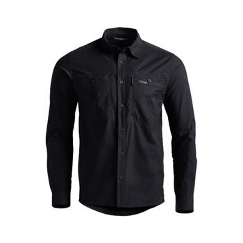 SITKA Harvester Sitka Black Shirt (80010-BK)