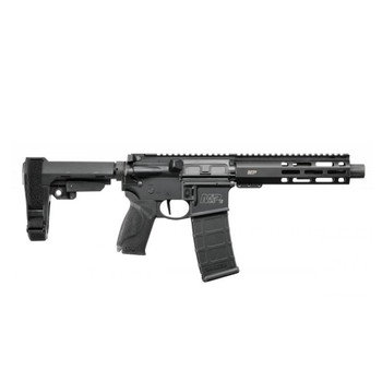 SMITH & WESSON M&P15 5.56mm 7.5in 30rd Semi-Automatic Pistol (13320)