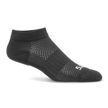 5.11 TACTICAL PT Black Ankle Socks 3-Pack (10035-019)