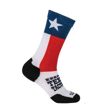 5.11 TACTICAL Sock And Awe Tactical Texas Crew Sock (10041AO-999)