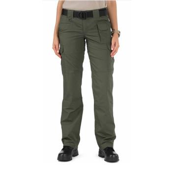 5.11 TACTICAL Womens Taclite Pro TDU Green Pant (5-64360-190-TDU GREEN-10-L)