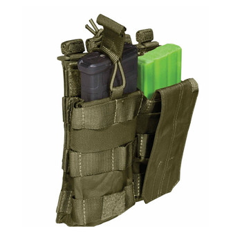 5.11 TACTICAL Tac OD AR Double Bungee/Cover Pouch (56157-188)