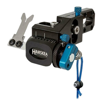 HAMSKEA ARCHERY SOLUTIONS Hybrid Hunter Pro Right-Hand Micro Tune Arrow Rest (210071)
