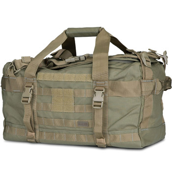 5.11 TACTICAL Rush LBD Mike Sandstone Duffel Bag (56293-328)