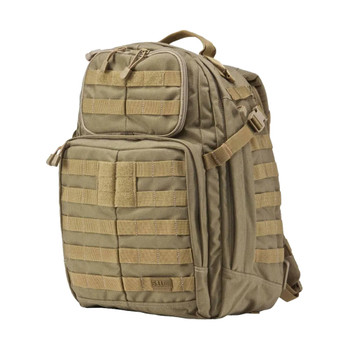 5.11 TACTICAL Rush 24 37L Sandstone Backpack (58601-328)