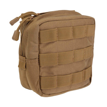 5.11 TACTICAL 6.6 Padded Flat Dark Earth Pouch (58714-131)