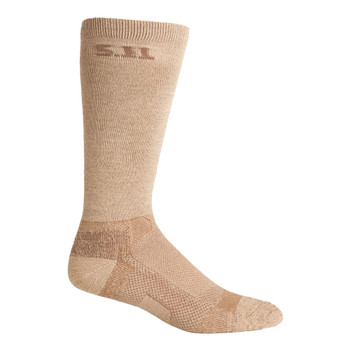 5.11 TACTICAL Level I 9in Coyote Sock (59048-120)